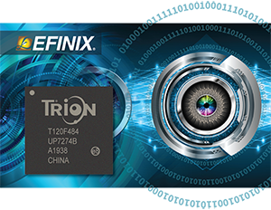Trion T120 FPGAs kick-off a new era of edge computing and acceleration.