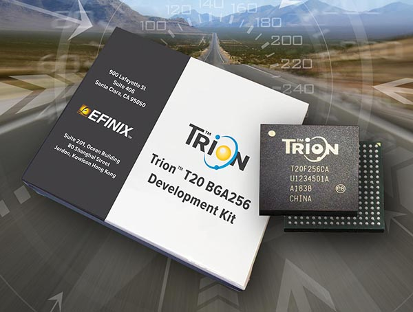 Introducing Trion T20